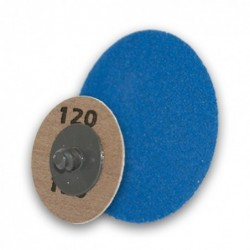 SAIT Abrasivi, SAIT LOCK Z, Quick Change Disc, for Metal Applications, Automotive Applications