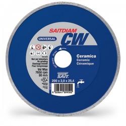 SAIT Abrasivi Saitdiam Corona Continua CW, Universal, para Materiales de Construcción