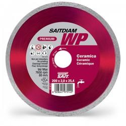 SAIT Abrasivi Saitdiam Coronne Continue WP, Premium, pour Céramiques