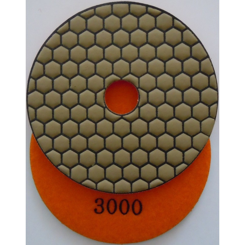 SAIT Abrasivi, Saitdiam-DV 100 SD(SuperDry), pour Marbres