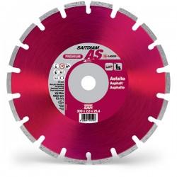 SAIT Abrasivi Saitdiam Laser AS, Premium, para asfalto