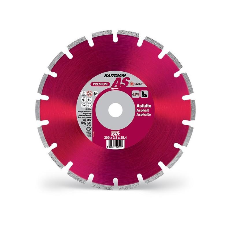 SAIT Abrasivi Saitdiam Laser AS, Premium, per asflato