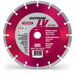 SAIT Abrasivi Saitdiam Laser LV, Premium, for Stones, Granites, Concretes