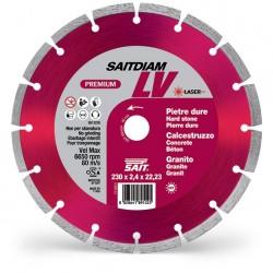 SAIT Abrasivi Saitdiam Laser LV, Premium, para Piedras, Granitos, Hormigón