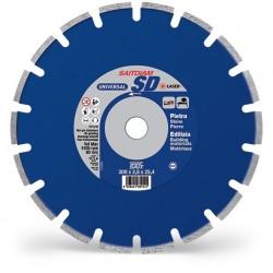 SAIT Abrasivi Saitdiam Laser SD, Universal, per Pietre, Materiali Edilizia