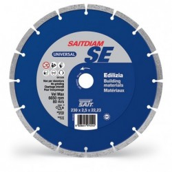 SAIT Abrasivi Saitdiam Laser SE, Universal, pour Matériaux de Construction