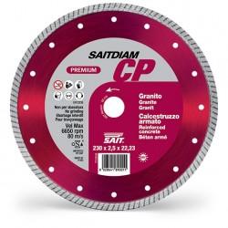SAIT Abrasivi Saitdiam, Turbo CP, Premium, pour Granits, Bétons