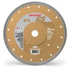 SAIT Abrasivi Saitdiam Turbo GS, TOP, pour Granits, Grès émaillé