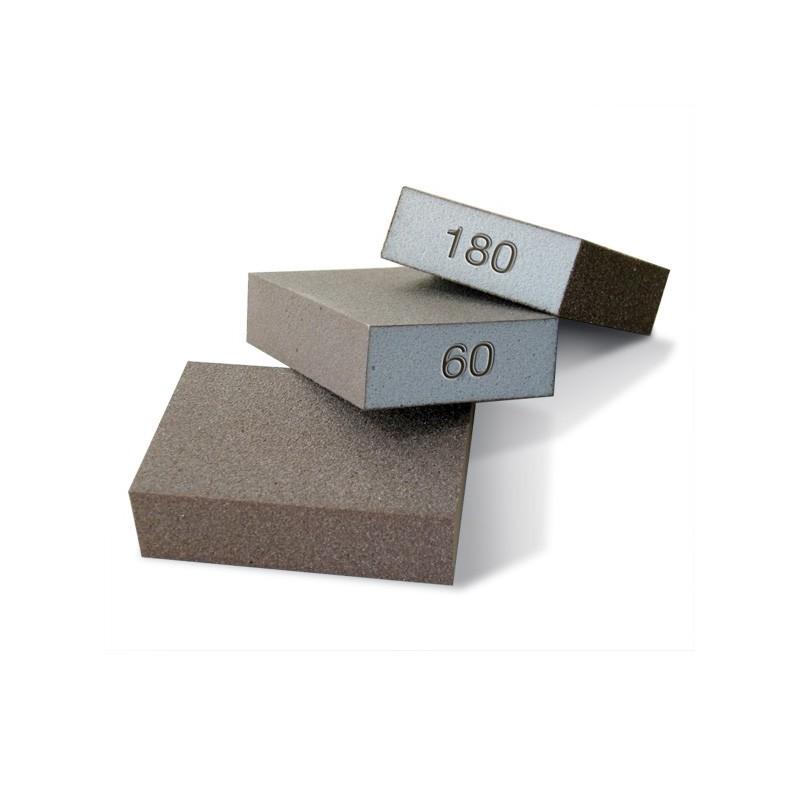 SAIT Abrasivi, Saitlock FM-BL, Abrasive on synthetic sponge, for Wood, Automotive, Others Applicatons