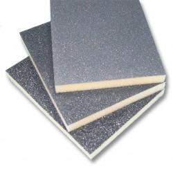 SAIT Abrasivi, Saitfoam-BL, Abrasivo sobre esponja sintética, para Madera Aplicaciones