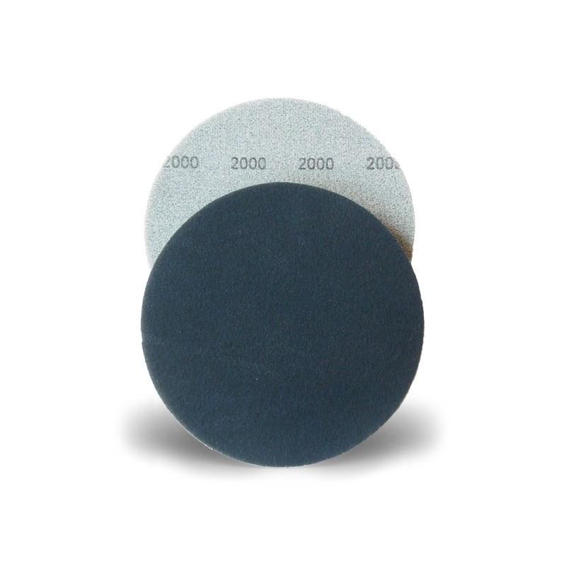 SAIT Abrasivi, FM-ST C, Disco estructurado para fijación con gancho y bucle, para Carroceria Aplicaciones