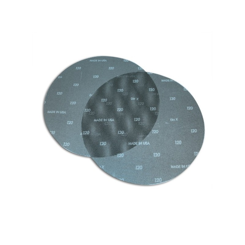 SAIT Abrasivi, D-Sait Screen C, Mesh discs with silicon carbide abrasive, for Wood Applications
