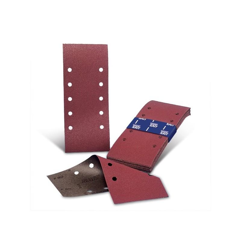 SAIT Abrasivi, B-Saitac 3S, Strisce di carta abrasiva, per Applicazioni Legno