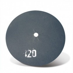 SAIT Abrasivi, D-Saitac-DF C-F, Double-sided abrasive paper disc, for Wood Applications