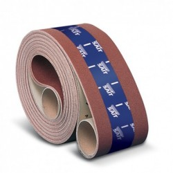 SAIT Abrasivi, N-Saitac A-F, Abrasive paper belt, for Metal, Wood and Others Applications
