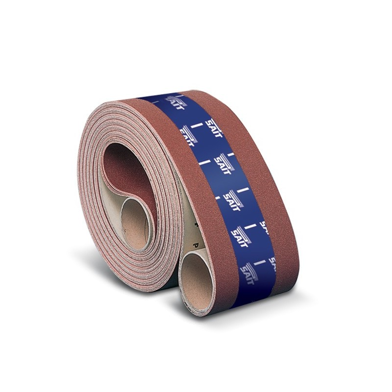 SAIT Abrasivi, N-Saitac- AN-F, Abrasive paper belt, for Wood  Applications