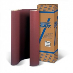 SAIT Abrasivi, NL-Saitac AO-F, Banda de papel abrasivo, para Madera Aplicaciones