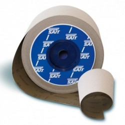 SAIT Abrasivi, RI-Saitac 6A, Industrial abrasive paper roll, for Automotive Applications