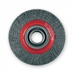 SAIT Abrasivi, SM-CR Crimped Wire, Wheel Brush, for Automotive Applications