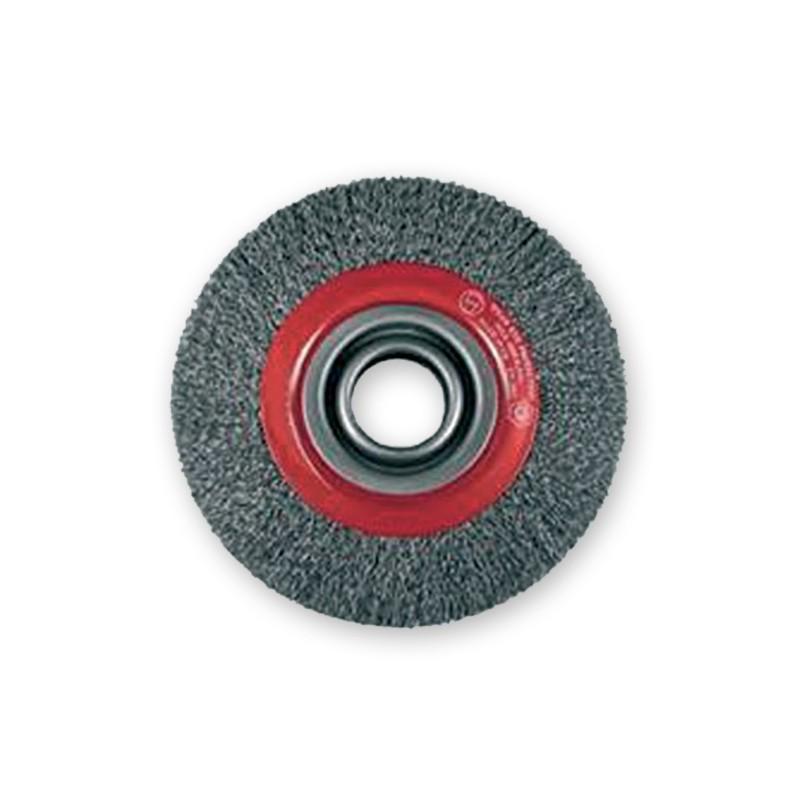 SAIT Abrasivi, SM-CR Crimped Wire, Wheel Brush, for Automotive Applications