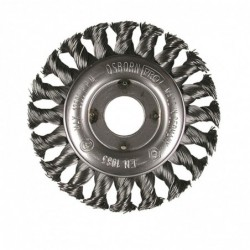 SAIT Abrasivi, SM-CR Copo Trangado, Escova circular, por Metal, Reparaco Automotiva Aplicações