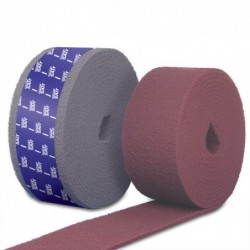 SAIT Abrasivi, R-Saitpol, Abrasive on synthetic non-woven roll, for Metal, AUtomotive, Wood, Others Applicatons