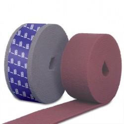 SAIT Abrasivi, R-Saitpol, Rotoli in tessuto non tessuto sintetico, per Applicazioni Metallo, Legno, Carrozzeria, ALtre