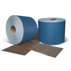 SAIT Abrasivi,  RI-Saitex AZ-X, Rouleaux industriels en toile, pour Préconisations Metal, Bois