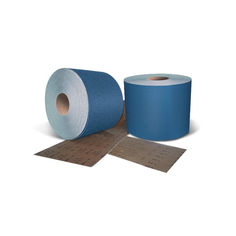 SAIT Abrasivi, RI-Saitex AZ-X, Rollos industriales de tela, para Aplicacion Metal, Madera