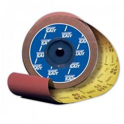 SAIT Abrasivi, RL-Saitac AG-C, Rollo ancho de papel abrasivo, para Madera, Carroceria, Otras Aplicaciones