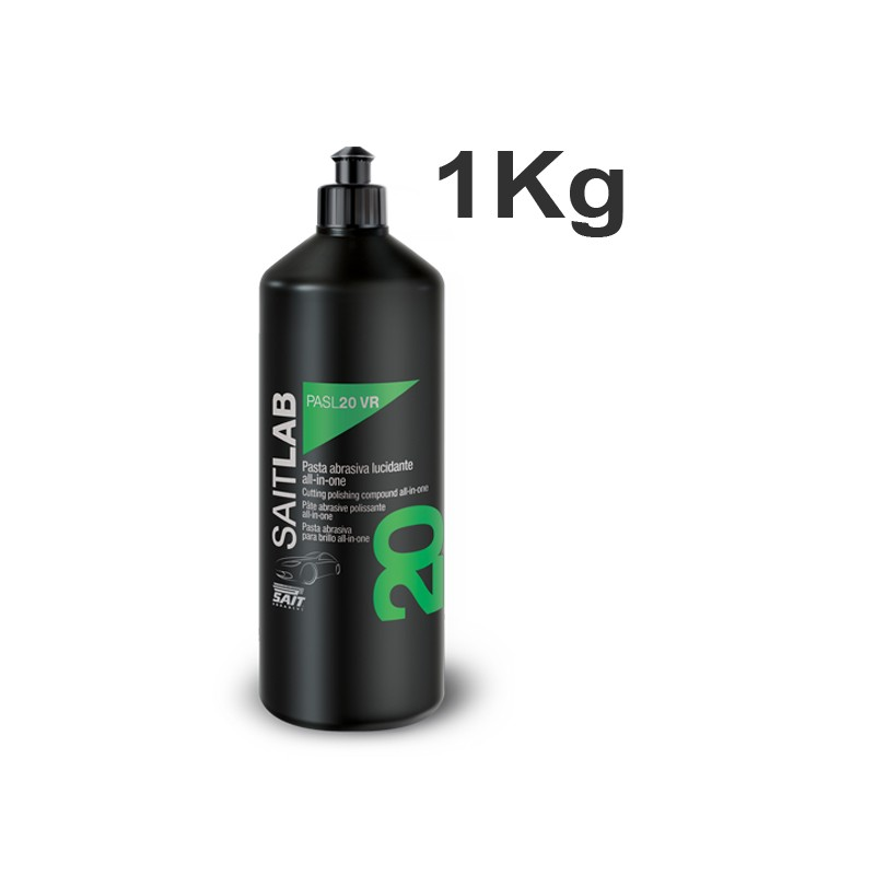 SAIT Abrasivi, Pasl 20 VR, All-in-one abrasive polishing paste