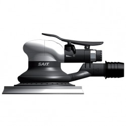 SAIT ABrasivi, SAITMASTER, Lixadora rotorbital palmar pneumatica