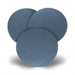 SAIT Abrasivi, D-Saitac-Vel ZF-F, Hook and loop paper disc, for Metal, Applications