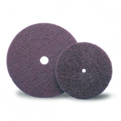 SAIT Abrasivi, D-Saitpol-SP, Abrasive discs on non-woven web, for Metal, Wood Applicatons