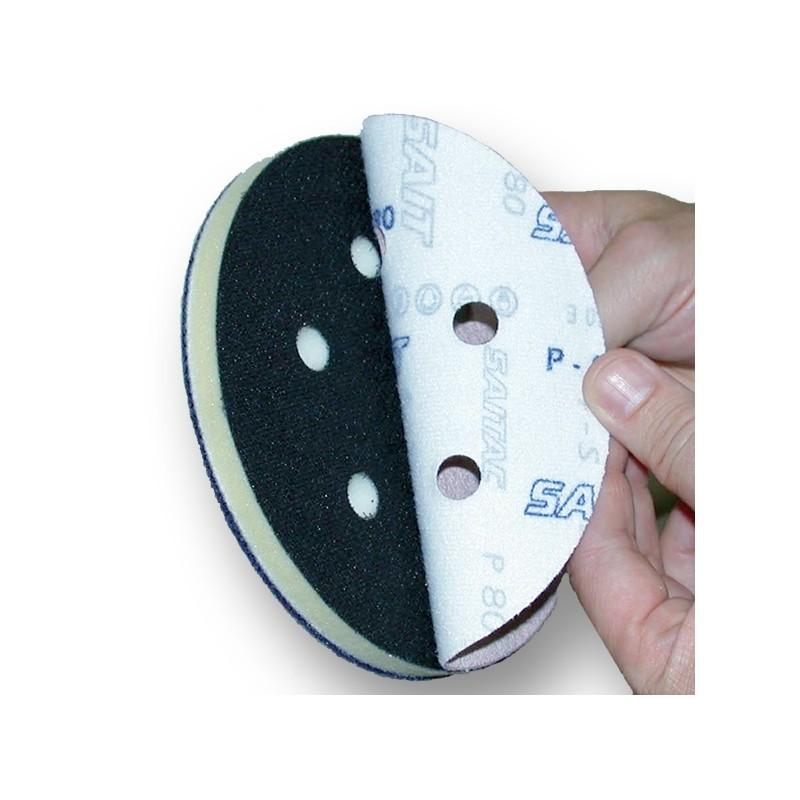 SAIT Abrasivi, Adapter Vel, Weicher Adapter für Klettschleifscheiben