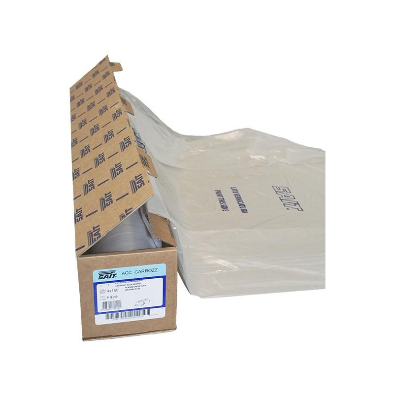 SAIT Abrasivi, Electrostatic Masking Film, Masking film to protecting