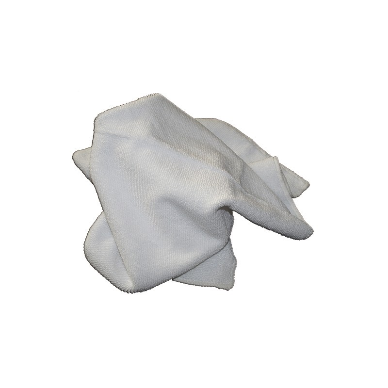 SAIT Abrasivi, White Cloth, Microfibre cloth