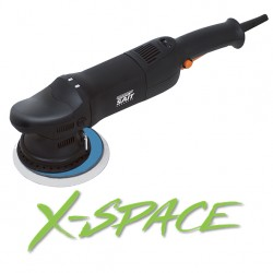 SAIT Abrasivi, X-Space, Polishing machine with extensive random orbital movement