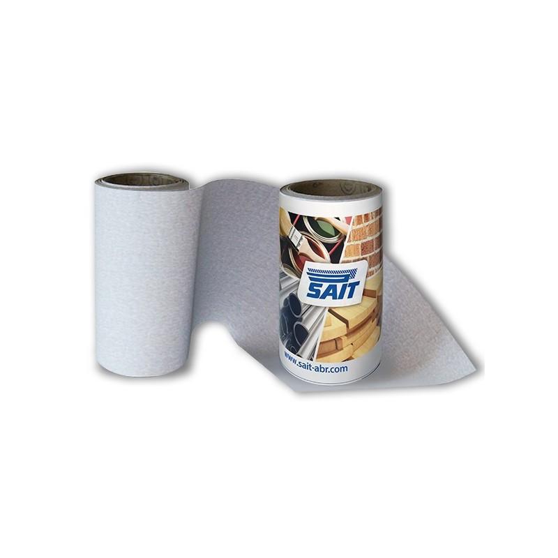 SAIT Abrasivi, RM-Saitac 6C, Mini rollo de papel abrasivo, para Madeira Aplicaciones