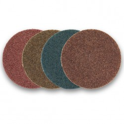SAIT Abrasivi, DSCM Surface Conditioning, Surface Conditioning discs, for Metal Applicatons