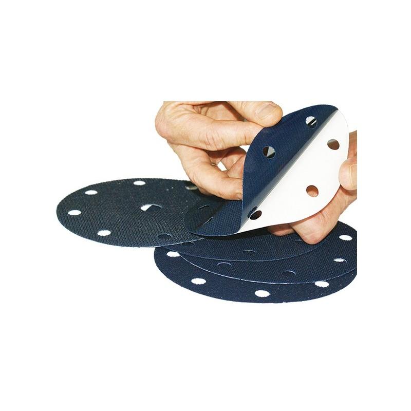 SAIT Abrasivi, Adaptadores PSA-Vel, Adaptador para fijación con gancho y bucle