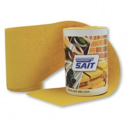 SAIT Abrasivi, RM-Saitac AY-D, Abrasive paper mini-roll, for Applications Wood, Automotive and Others