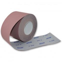 SAIT Abrasivi, RI-Saitac-Vel 3S, Mini rolo de abrasivo em costado de papel, por Madeira Aplicações