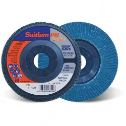 SAIT Abrasivi, Winner, Saitlam-PN Z, Abrasive flat flap disc, for Metal Applications
