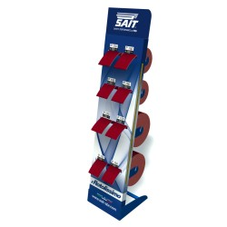 SAIT Abrasivi, Rotolissimo, Roll Holder Display