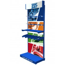 SAIT Abrasivi, Displayers-GP, Wall Display