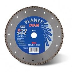 SAIT Abrasivi Planet Diam, BU Turbo, Universal, per Cementi, Laterizi