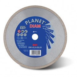 SAIT Abrasivi Planet Diam, BC Tile, para Cementos, Materiales de Construcción