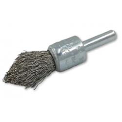 SAIT Abrasivi, SG-FR de punta, Cepillo metalico, para Carroceria Aplicaciones
