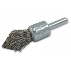 SAIT Abrasivi, SG-FR Pointed, End Metal Brush, for Automotive  Applications